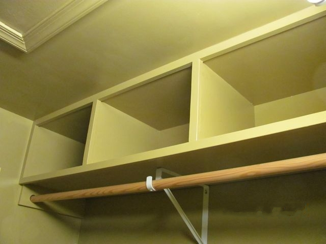 Walk-in storage