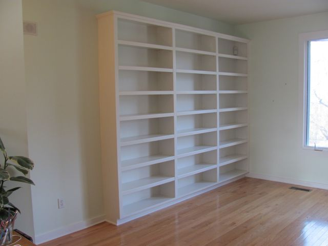 Finished Bookcase