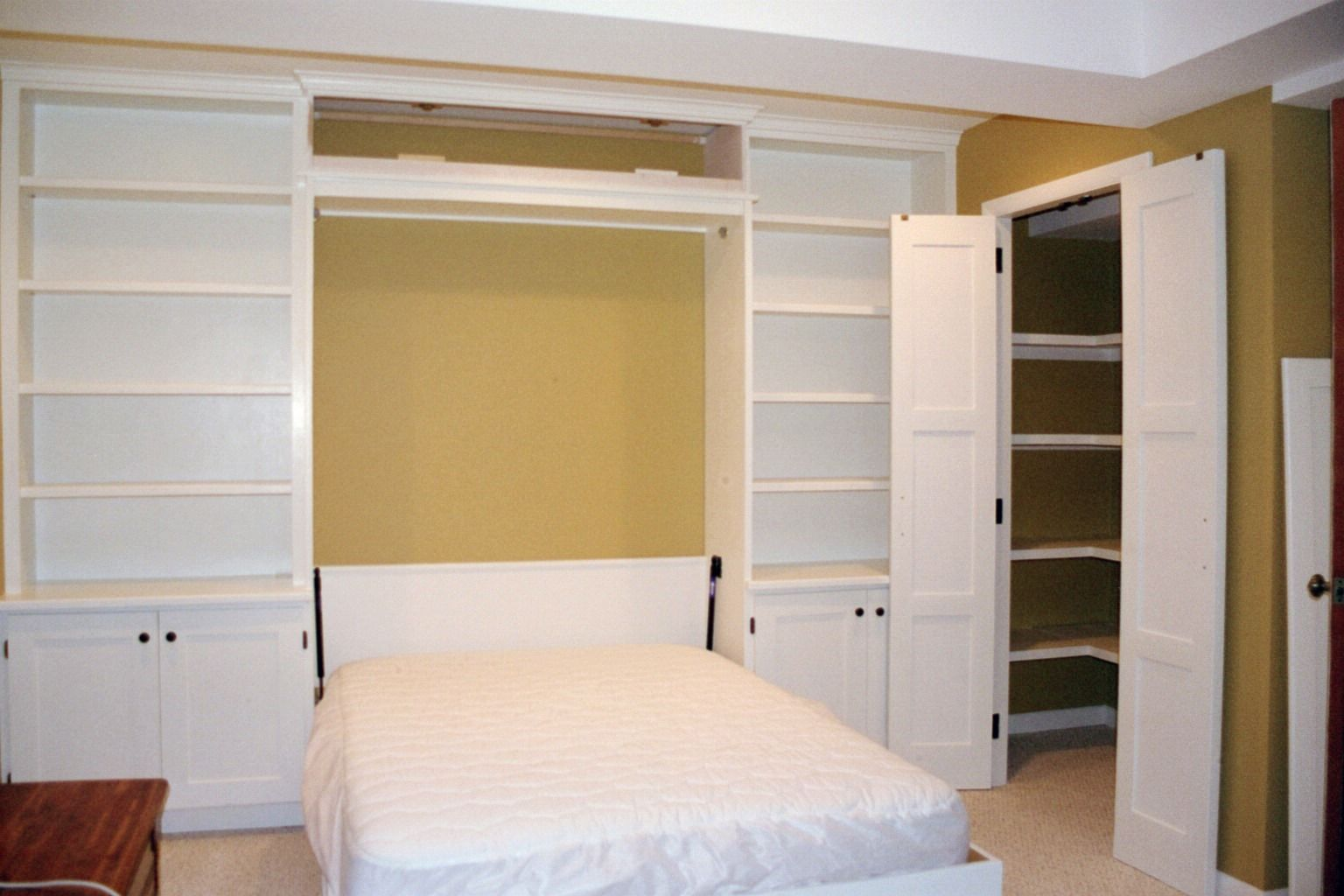 Custom Design Murphy Beds And Cabinet Bed Pictures